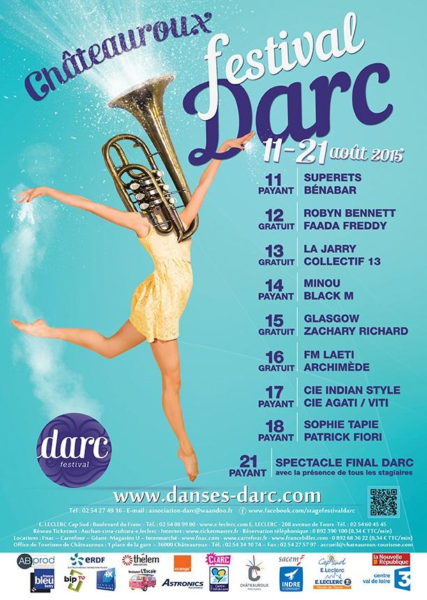 affiche festival DARC 2015