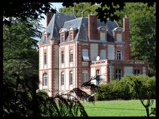 Chateau de beauchene