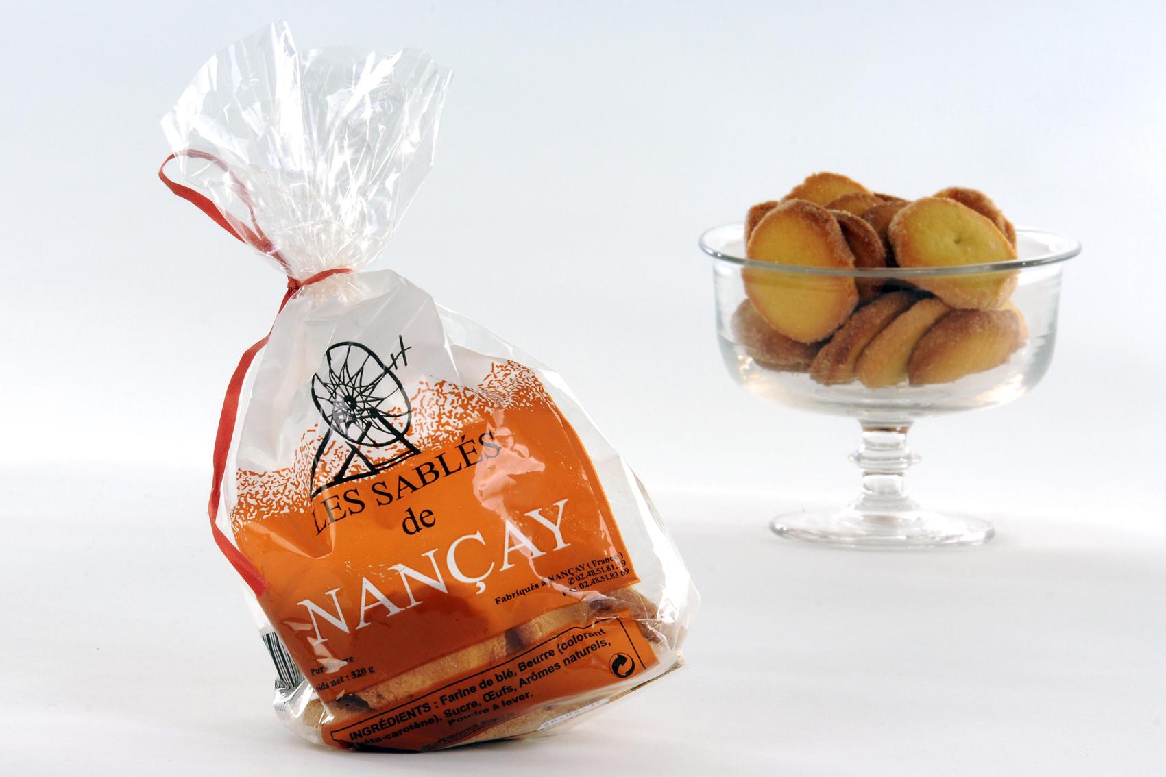 Sablés de Nançay