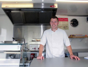 David Pitet- Berry Food Truck
