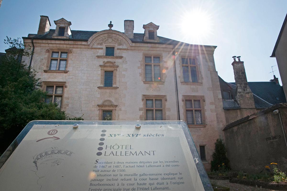 Musée des Arts Déco de Bourges