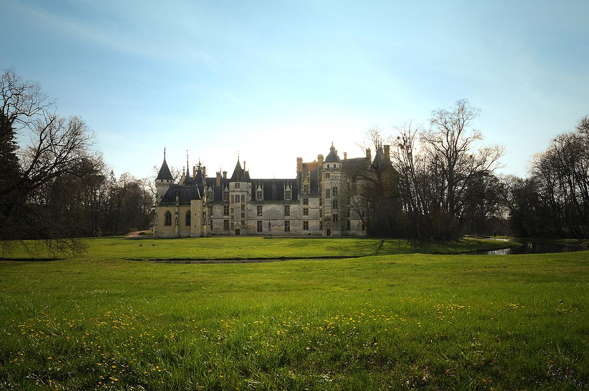 Château de Meillant
