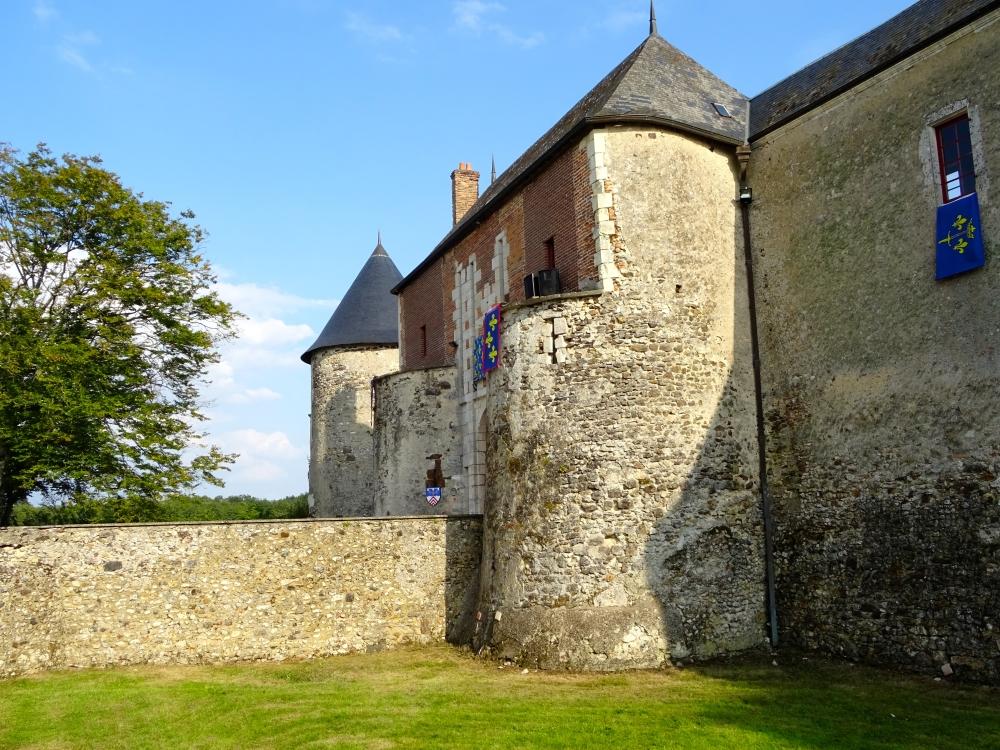 ©Château de la Chapelle d'Angillon - http://www.chateau-angillon.fr/