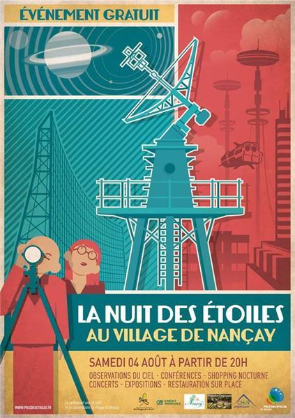Nuit des Etoiles Nancay