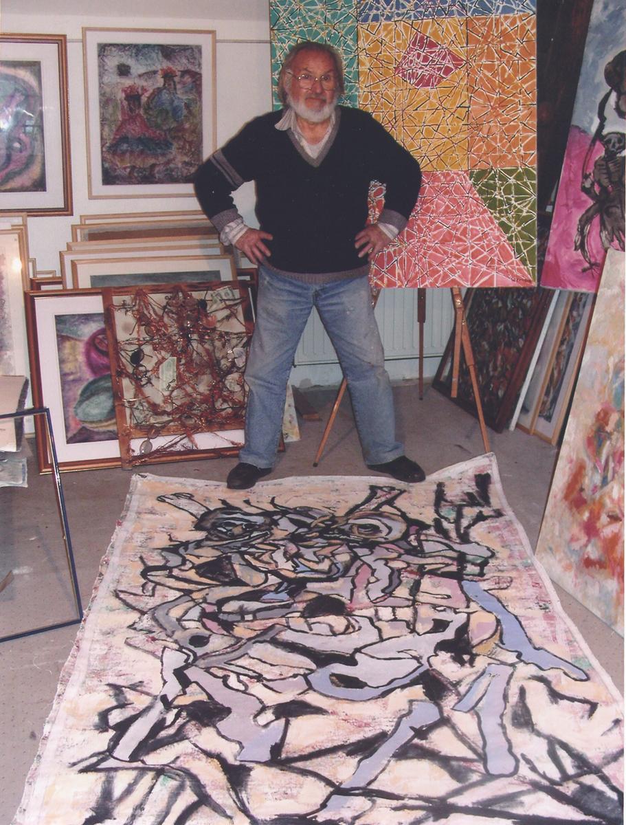 Jorge Carrasco au Menoux