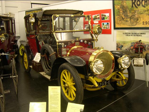 Musée de l'automobile - Valençay