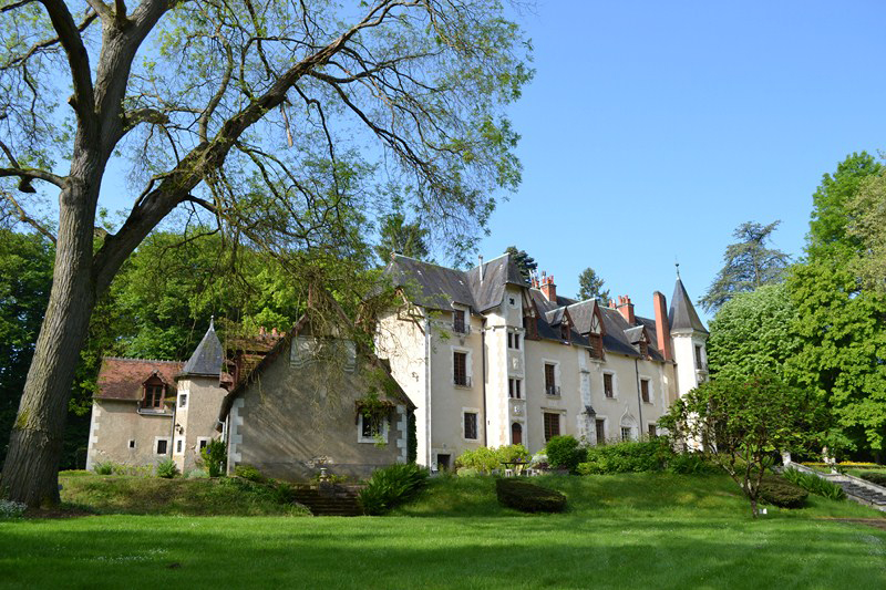 Château de Planches © Parc de Lesseps