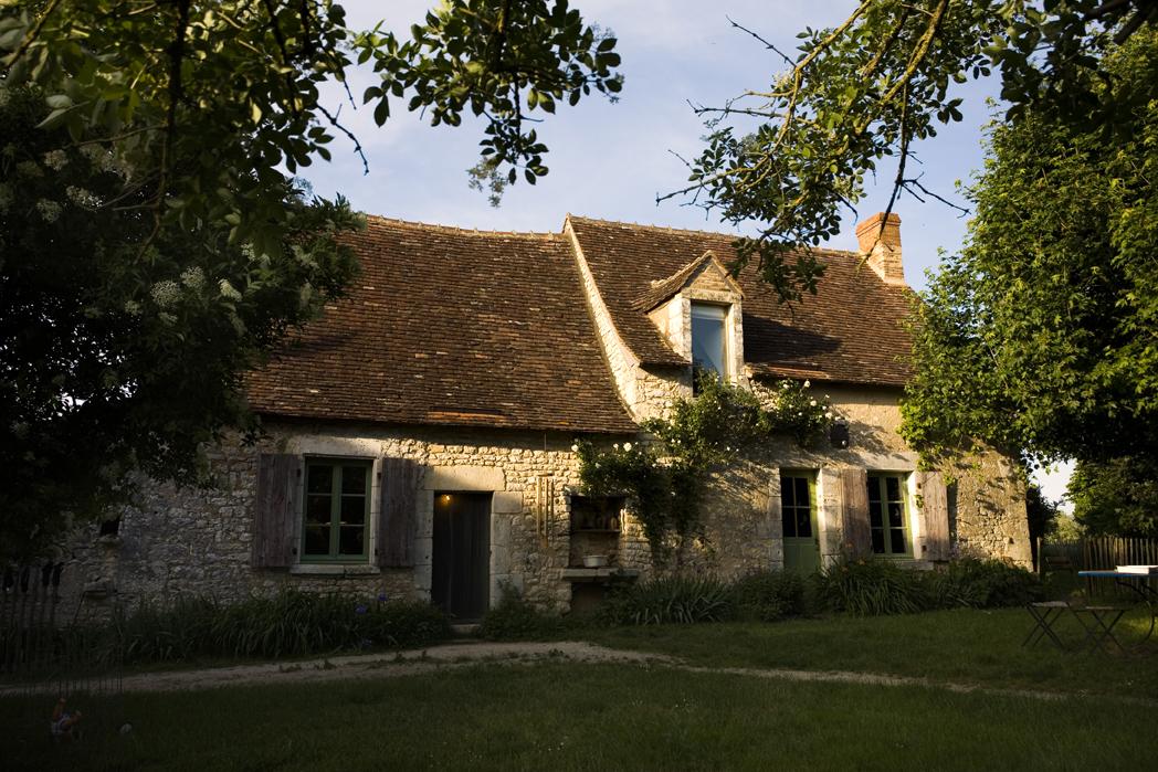 Maison berrichonne