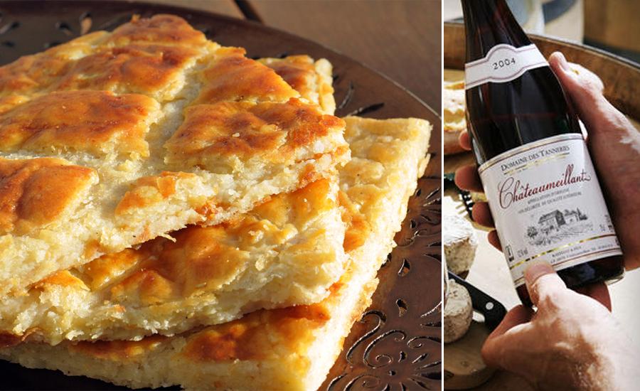 Recette galette de pomme de terre du berry 28 images for Accords mets vins cuisine
