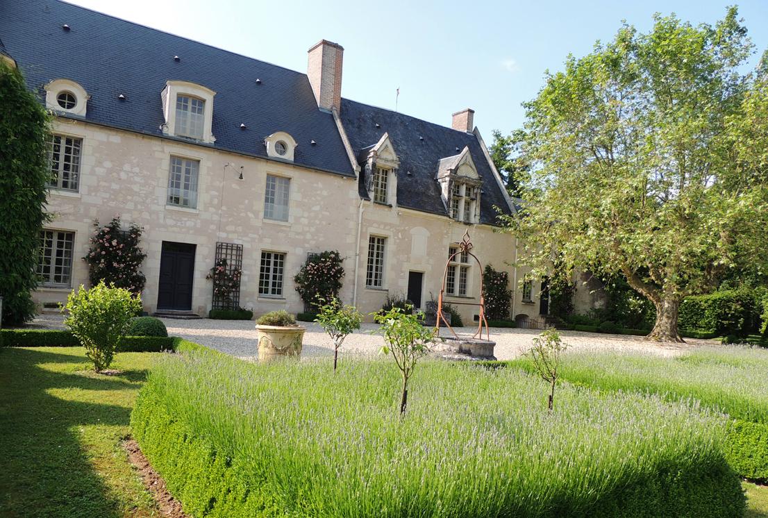 Visite au coeur des jardins de poulaines berry province for Au jardin de ma grand mere