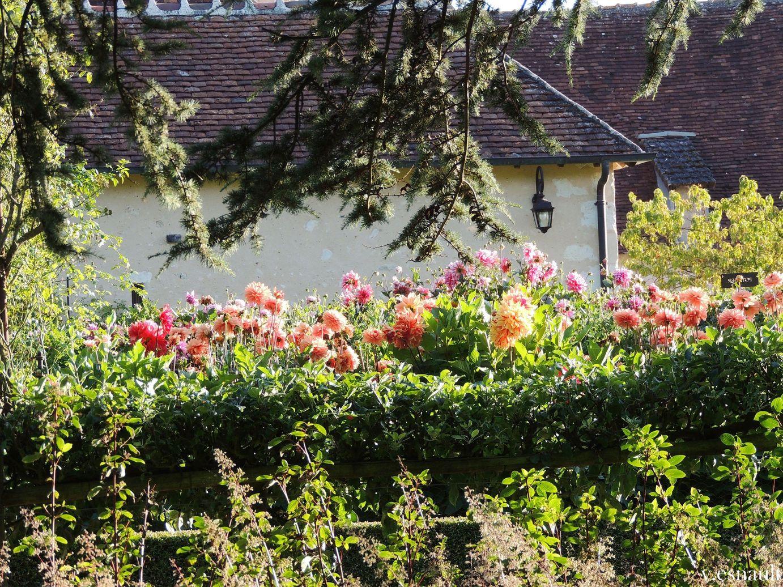 Visite au coeur des jardins de poulaines berry province for Visite de jardins en france