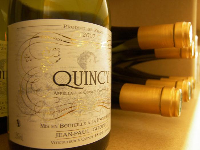 Vin de Quincy