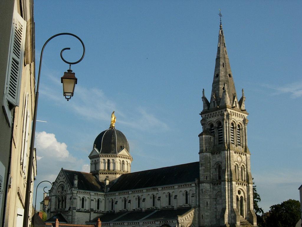 Eglise Notre-Dame de Châteauroux