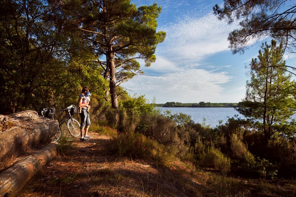 Brenne à vélo - © Hellio et Van Ingen