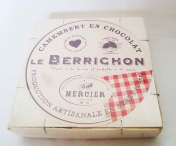 Camembert en chocolat