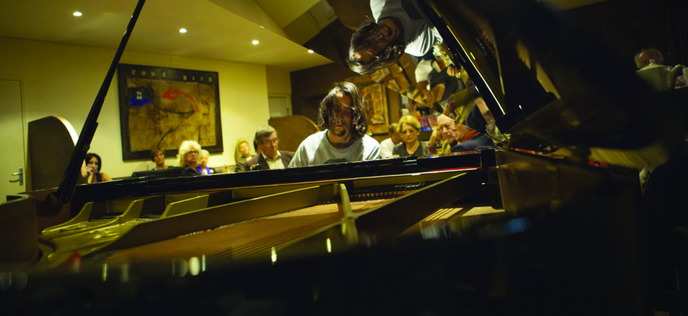 Café-concert des Lisztomanias