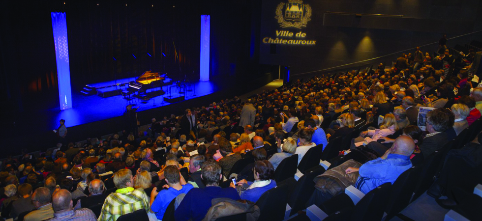 Lisztomanias à Equinoxe, Scène Nationale