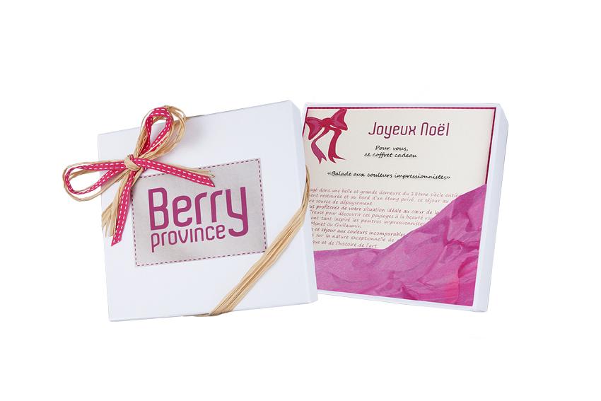 Coffrets cadeaux Berry