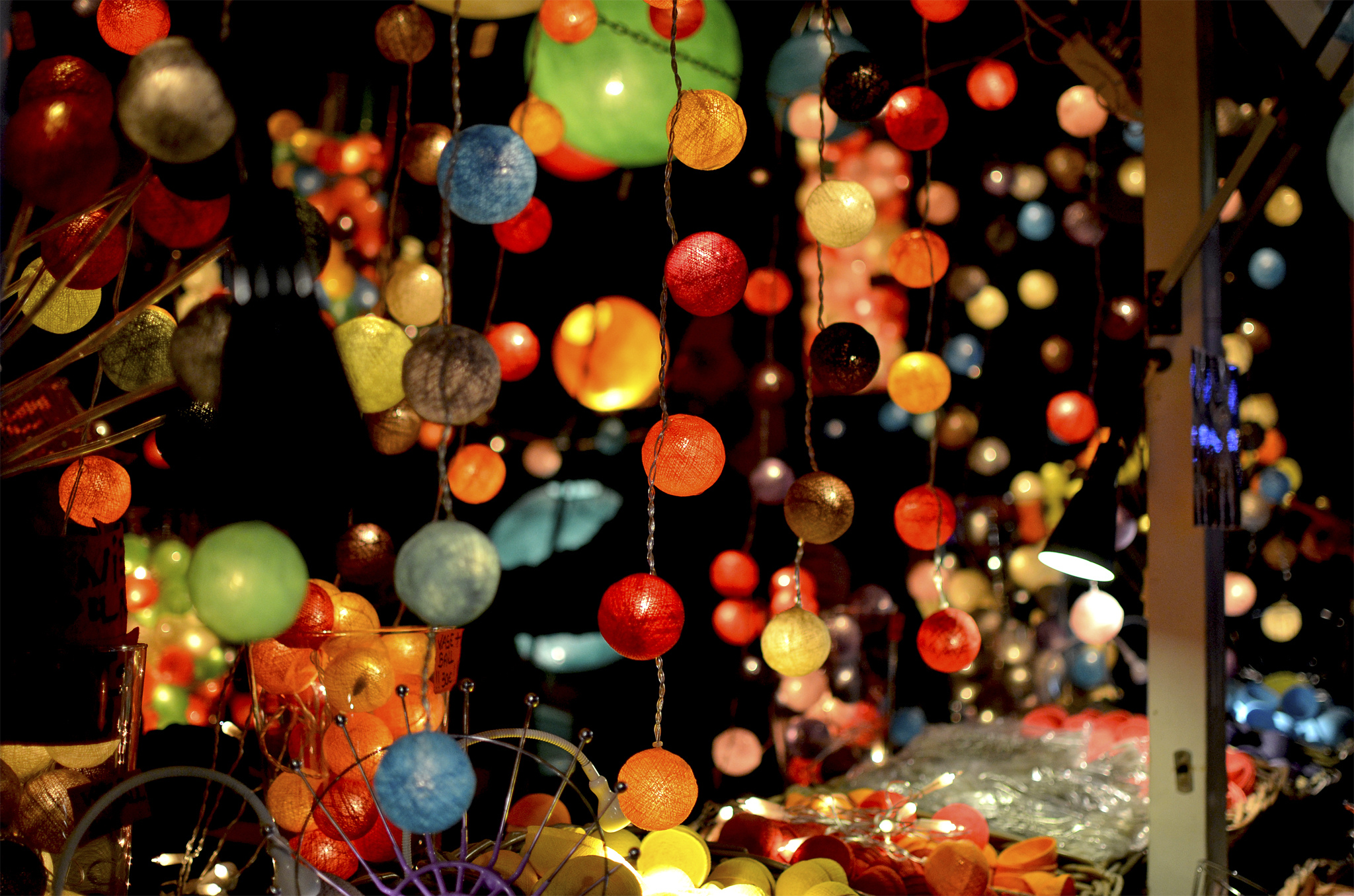 Décorations de Noël - Anne Landois-Favret / Flickr