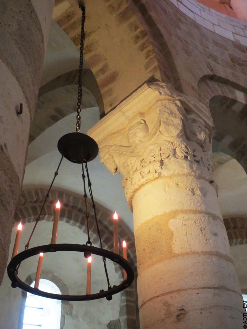 Basilique de Neuvy Saint Sépulchre
