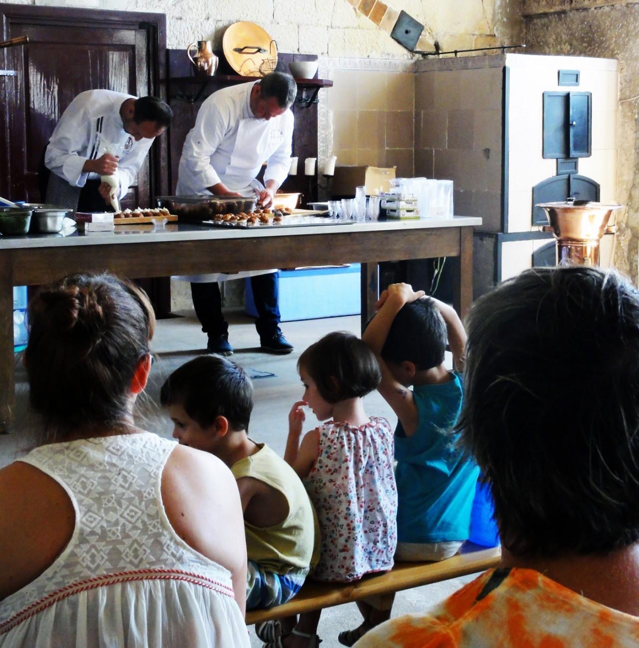 Ateliers pâtissiers - Valençay