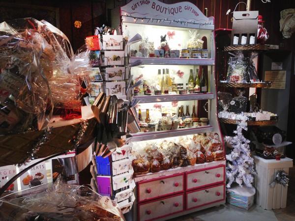 Boutique de Noël à Nançay