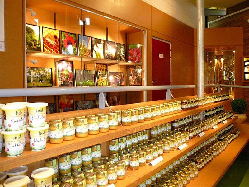Maison des abeilles
