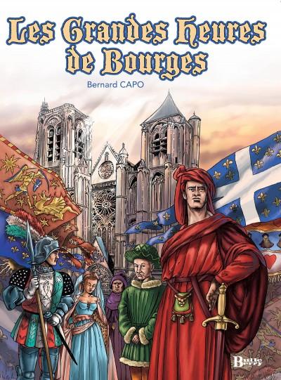 Grandes heures de Bourges Capo