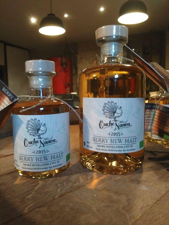 Whisky du Berry Ouche Nanon