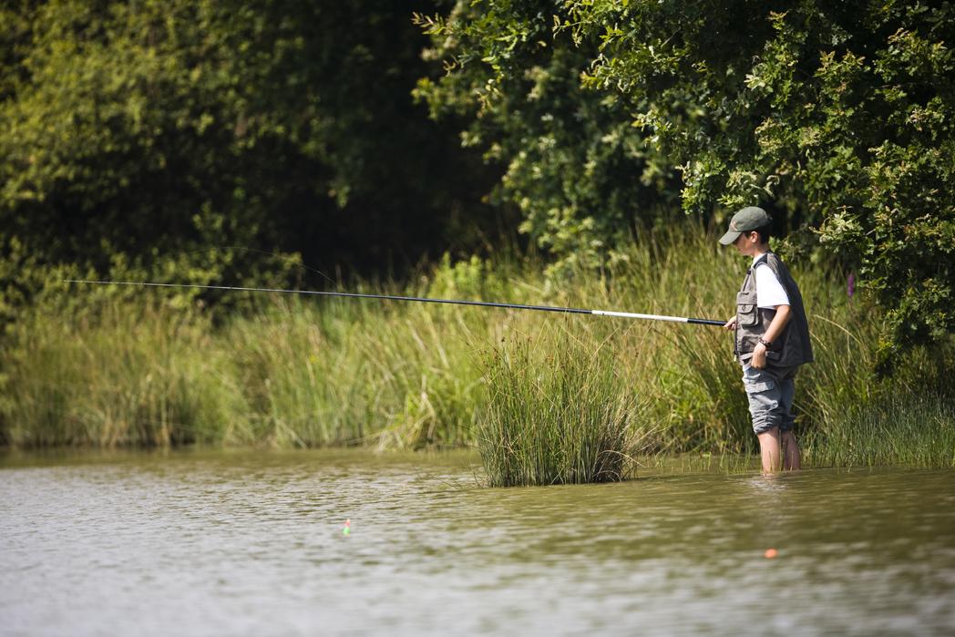 Pêche à la ligne - Berry