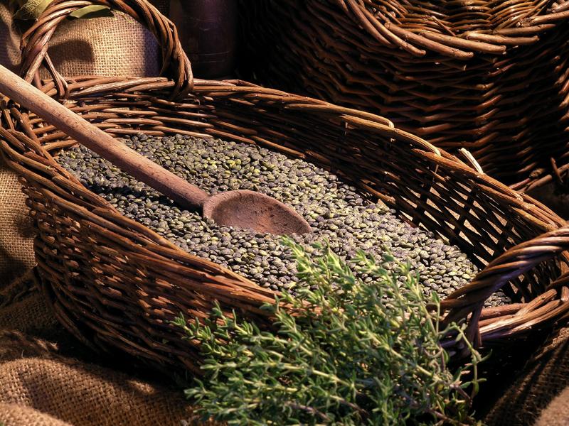 Lentilles Vertes du Berry - CRT CLazi