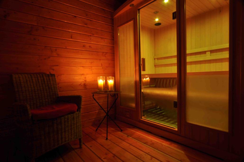 sauna - Le Ris de Feu