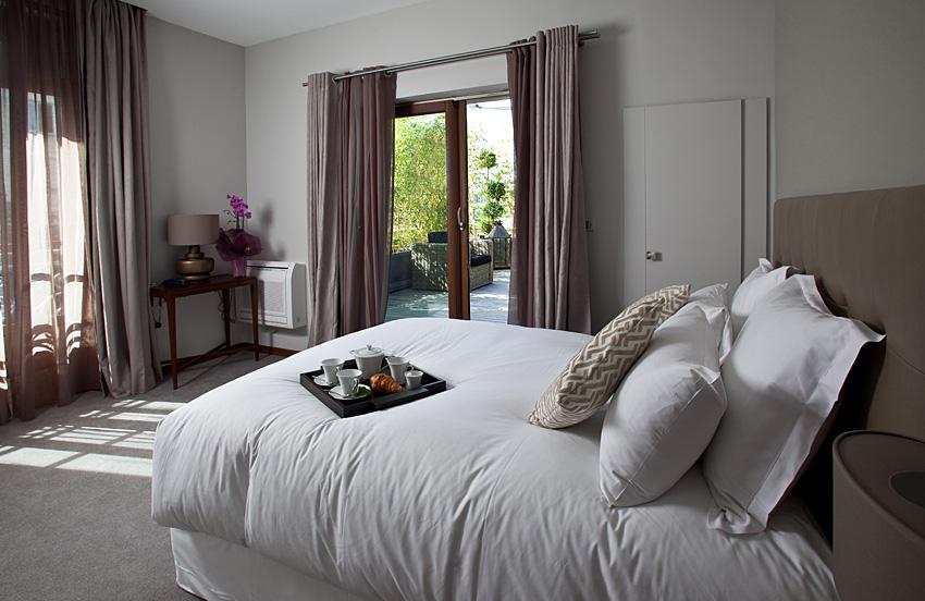 Villa C Bourges - chambres terrasses