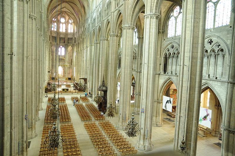 Choeur de la Cathedrale de Bourges