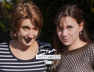 Agathe et Marie // Histoires de charrues et d'assiettes
