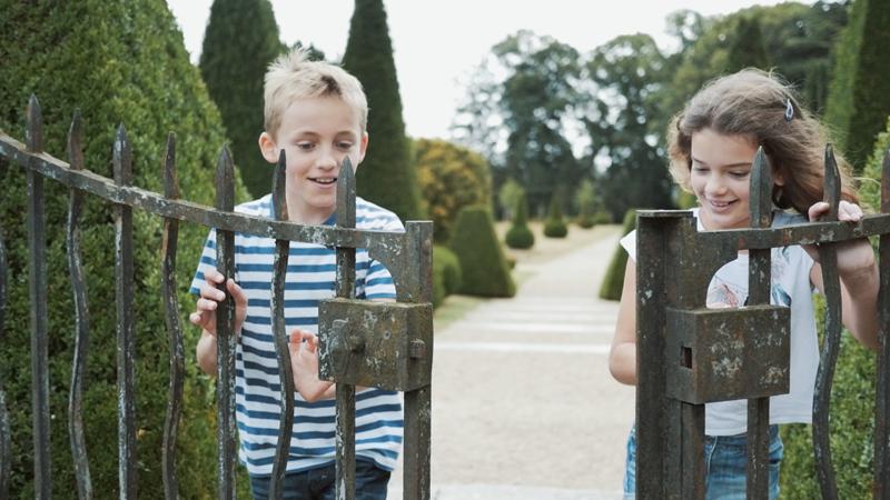 Parc du Château d'Azay-le-Ferron - ©Newpic