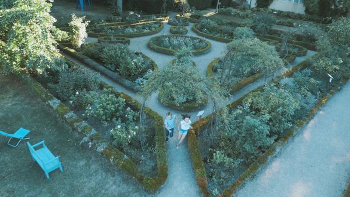 Jardins du Domaine de George Sand à Nohant - ©Newpic