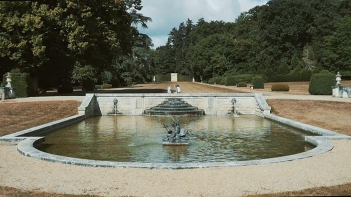 Parc du Château de Bouges - ©Newpic
