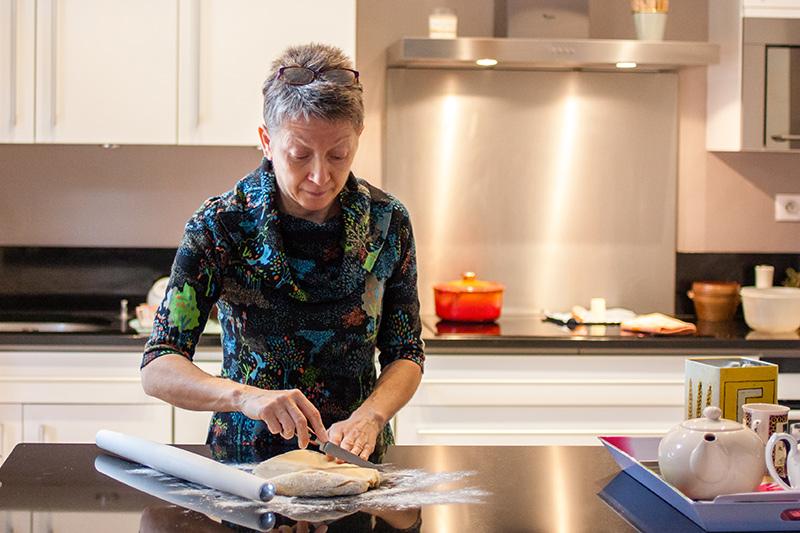 Le citrouillat de Sylvie ©Histoire(s) de Charrues et d'assiettes