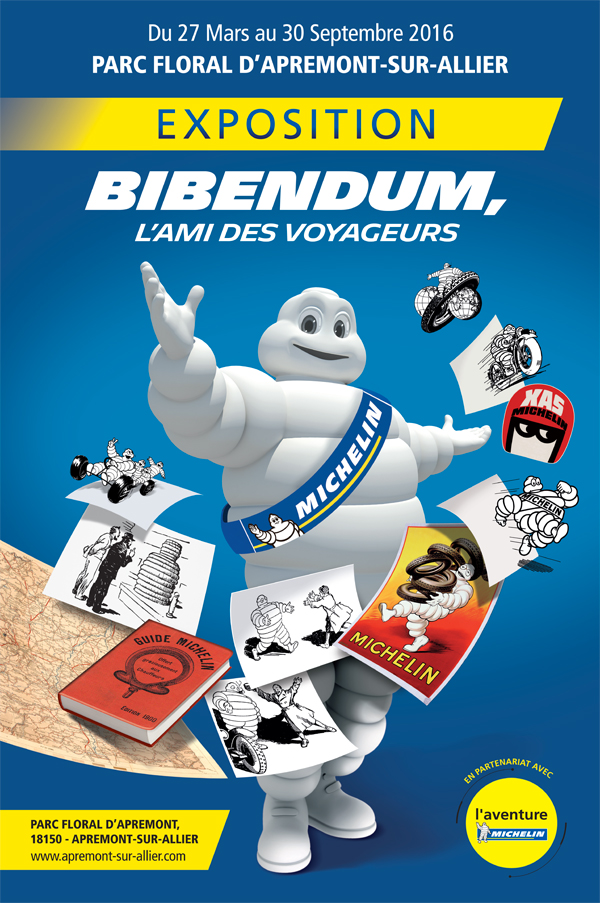 Affiche-expo-Michelin Apremont