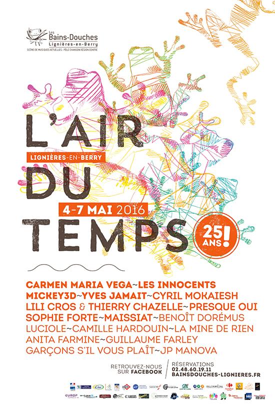 L'Air du Temps 2016 - Lignières-en-Berry