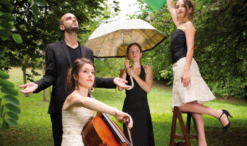 Quatuor Voce