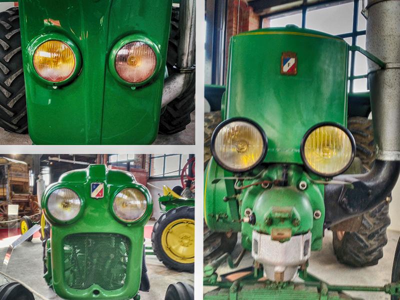 Tracteurs de Vierzon
