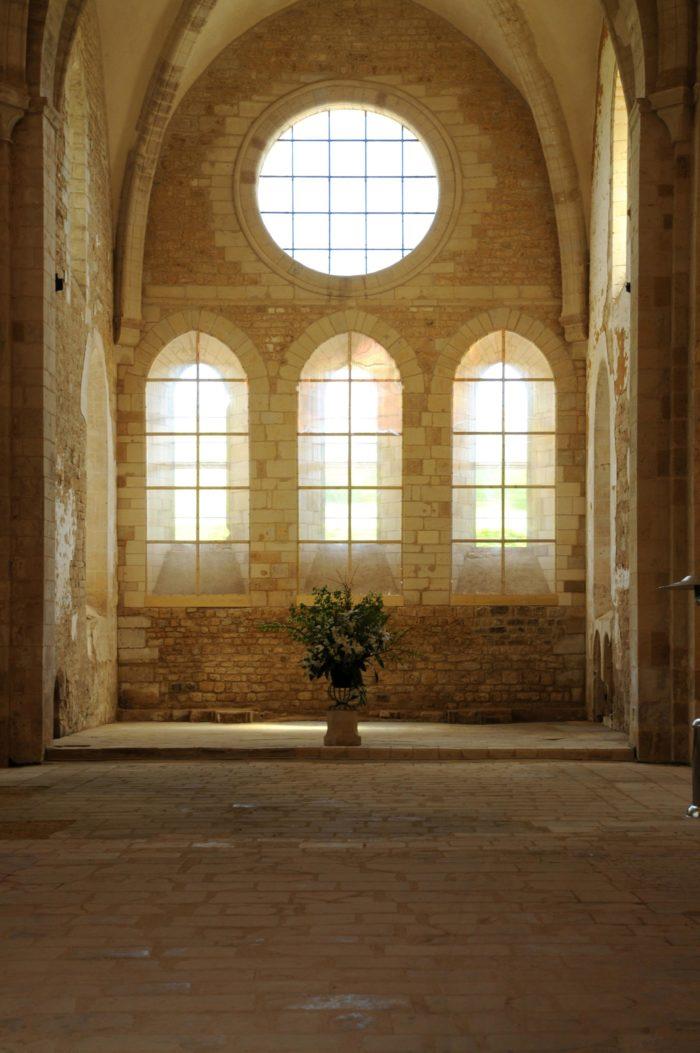 Abbaye de Fontmorigny - © P. Régnier / Ad2T du Cher