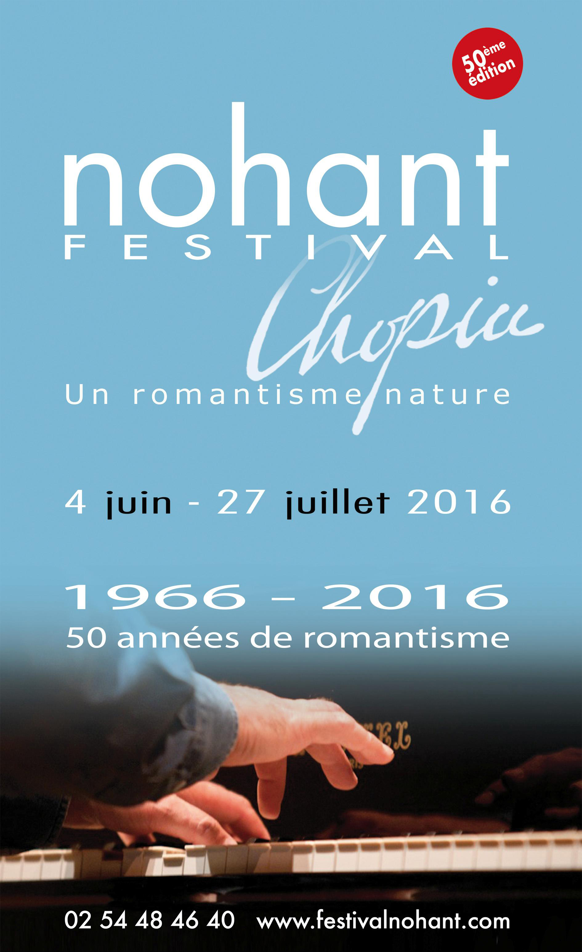 Affiche - Nohant Festival Chopin_final