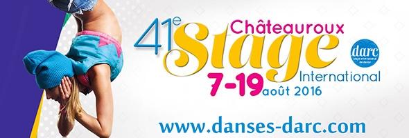 © Stage international de danse DARC