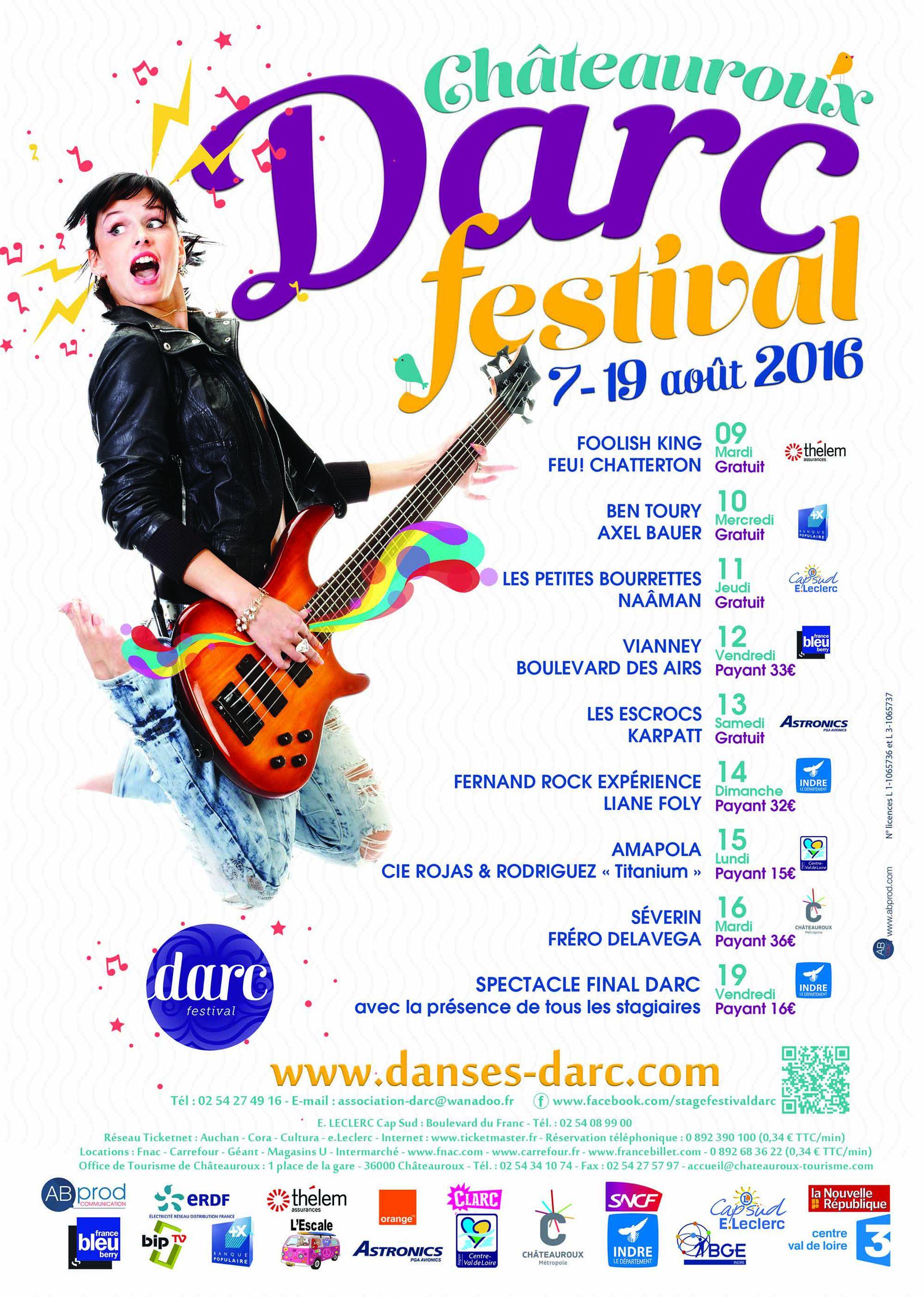 DARC festival