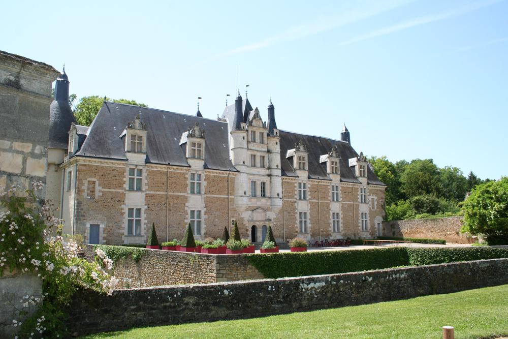 Château d'Ars ©ADT de l'Indre