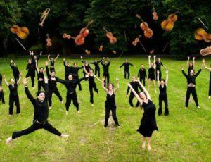 Orchestre de chambre Pelléas