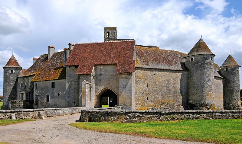 Château de Sagonne ©Ad2T - P. Régnier